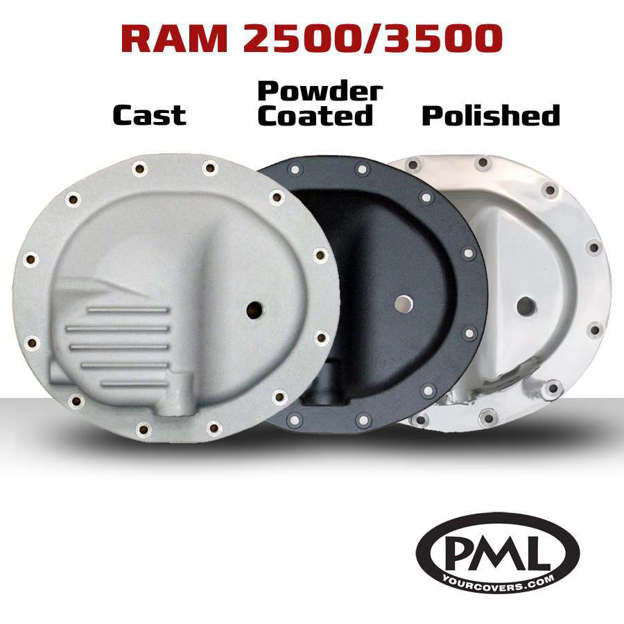 PML introduces new differential covers for Ram trucks | Medium Duty Work Truck Info
