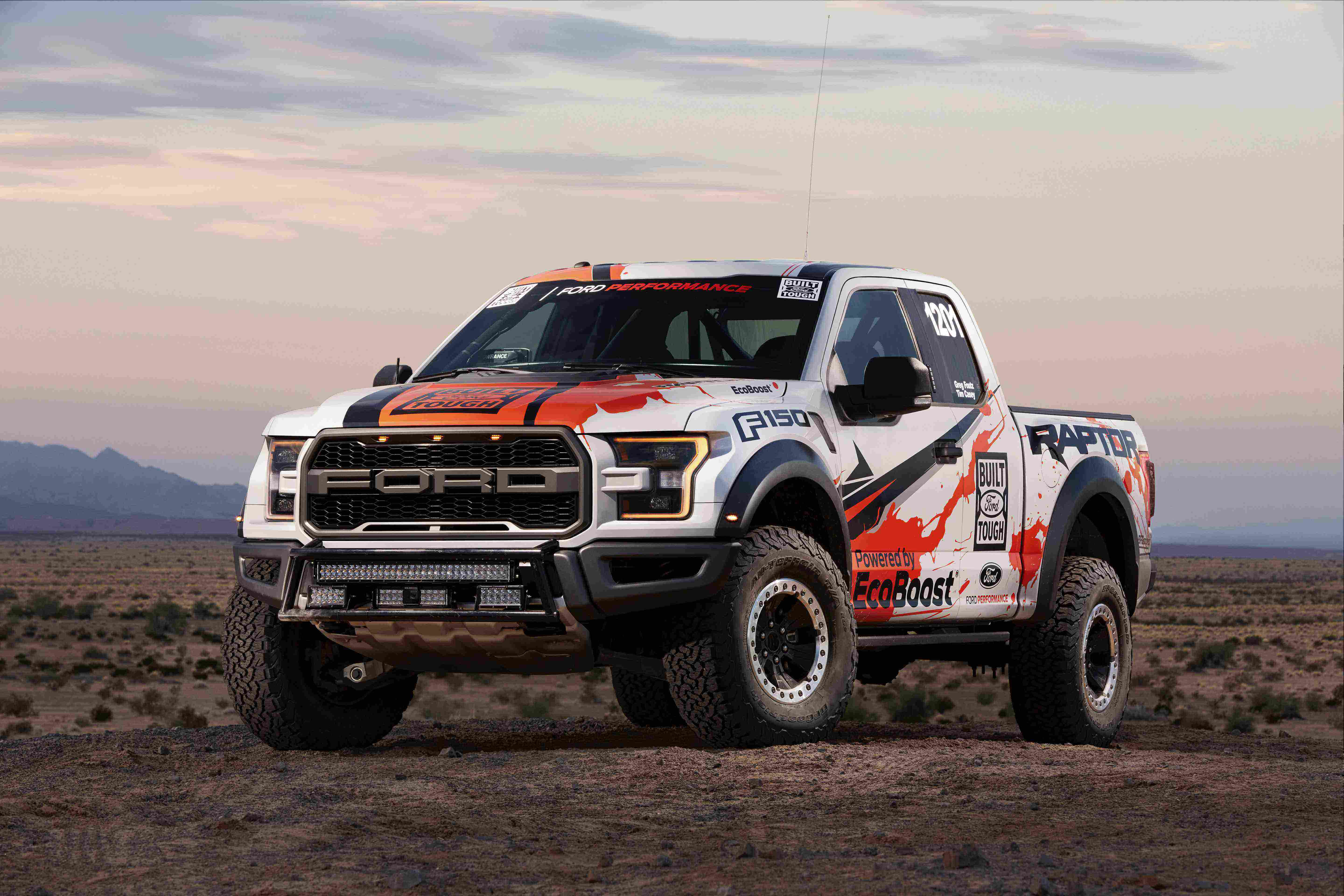 Ford Announced Today That Its 2017 F 150 Raptor Will Be Entering The Score Baja 1000 Off Road Race Scheduled For Mid November In Mexico