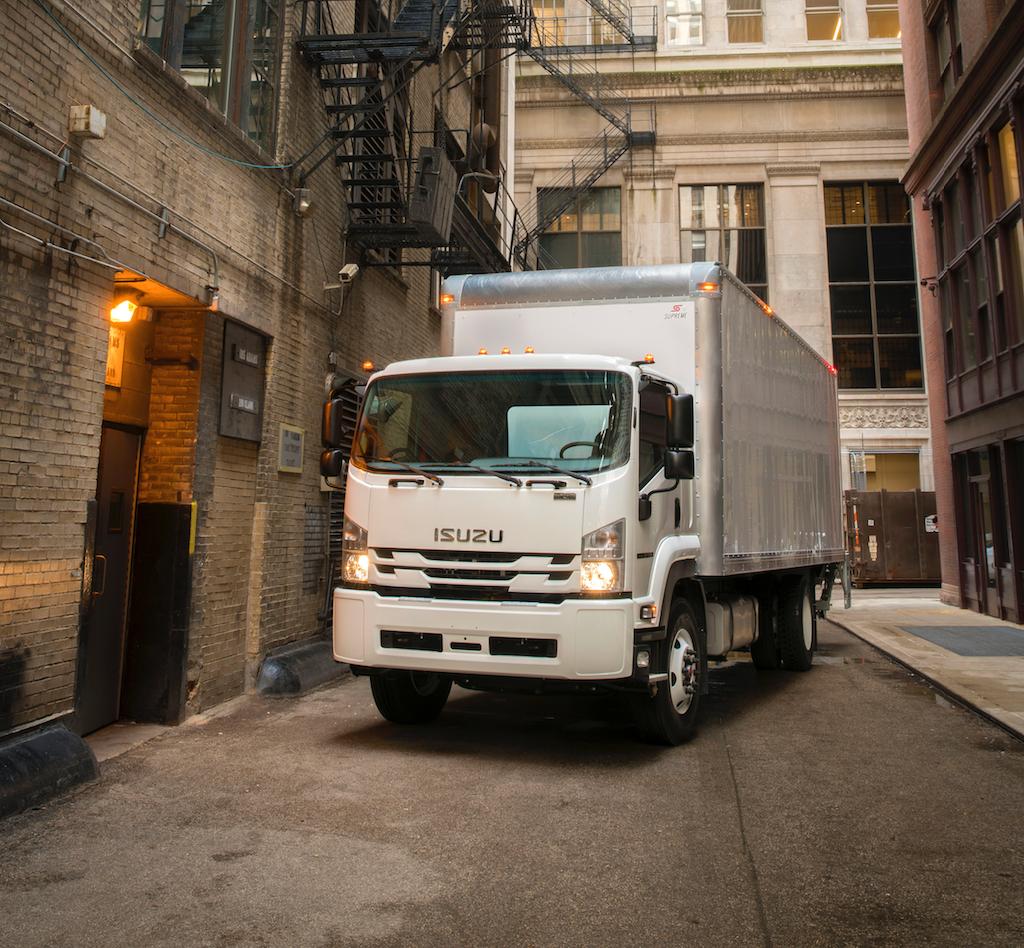 Isuzu Truck releases key specs on its Class 6 2018 FTR