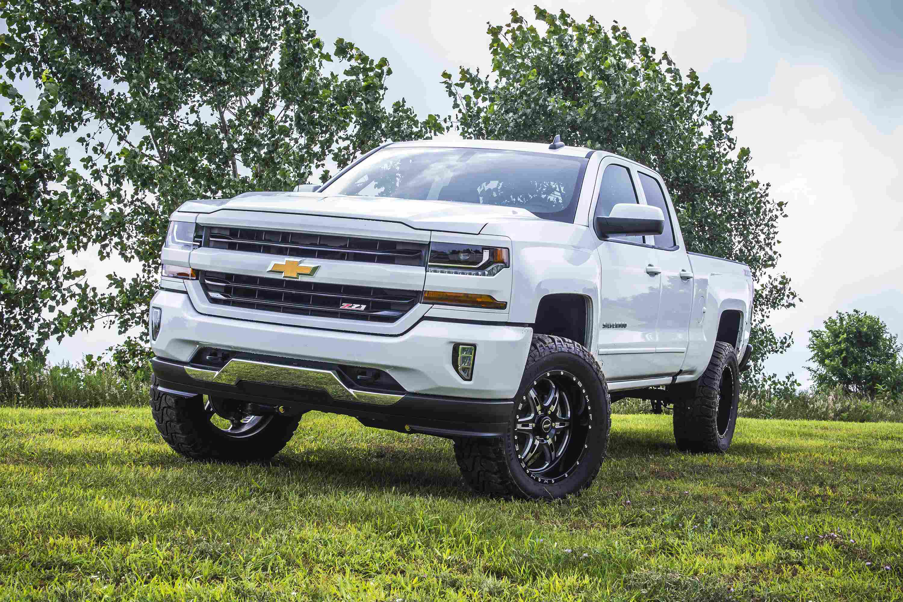 Bds Suspension Systems Available For 2017 Gm Trucks