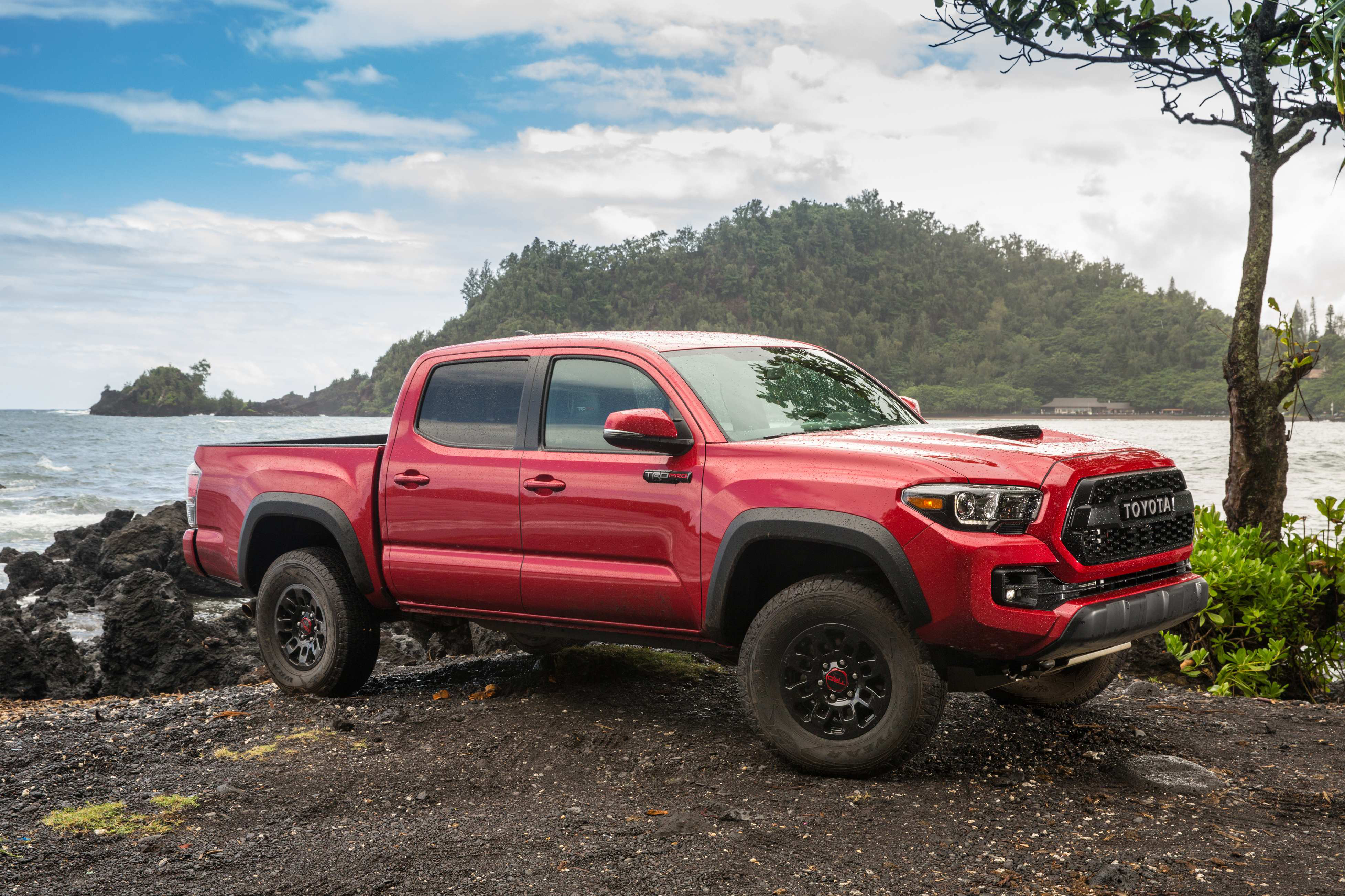 The 2017 Toyota Tacoma Is Part Of A Brake Related Recall Announced Today By
