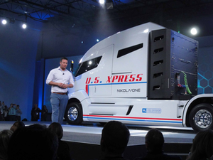Nikola to create largest hydrogen network in the world