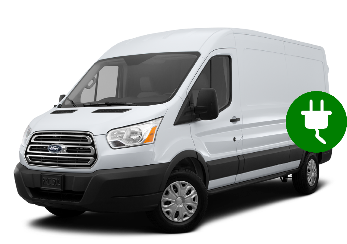 Inventiv And New Eagle Have Teamed Up To Offer An Electric Conversion Kit For Ford Transit