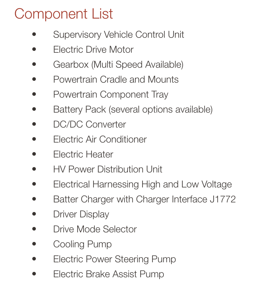 Ford transit electric conversion kit result of partnership inventiv and new eagle offer electric conversion kits for ford transit geenschuldenfo Image collections