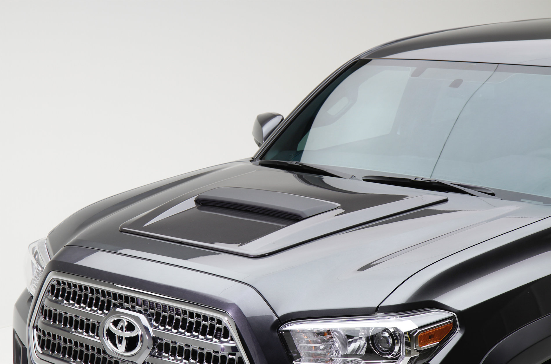 Airdesign Unveiled A New Hood Scoop For 2016 Up Toyota Tacoma