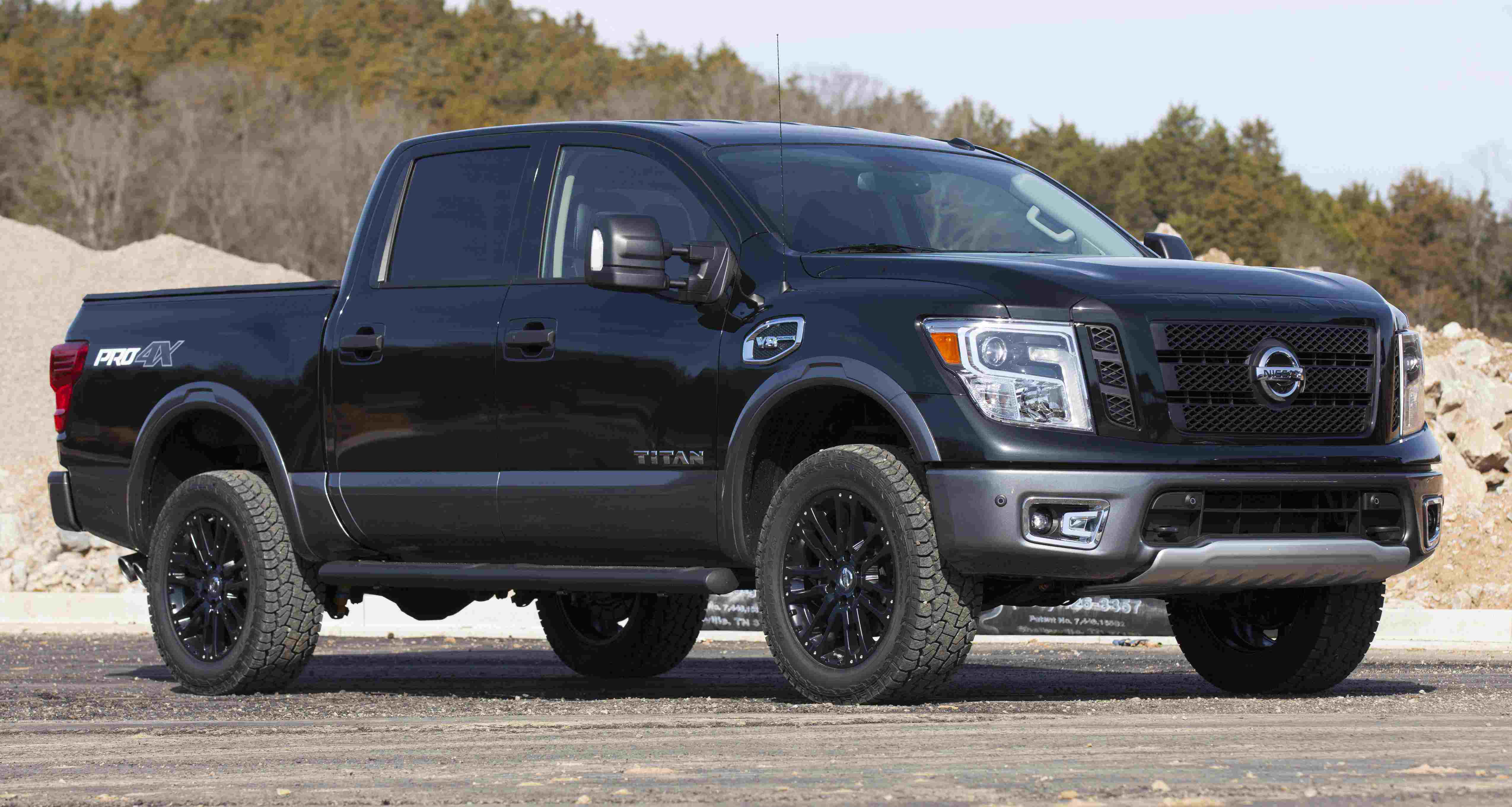 Nissan Will Be Presenting A Modified An Pro 4x Project Truck