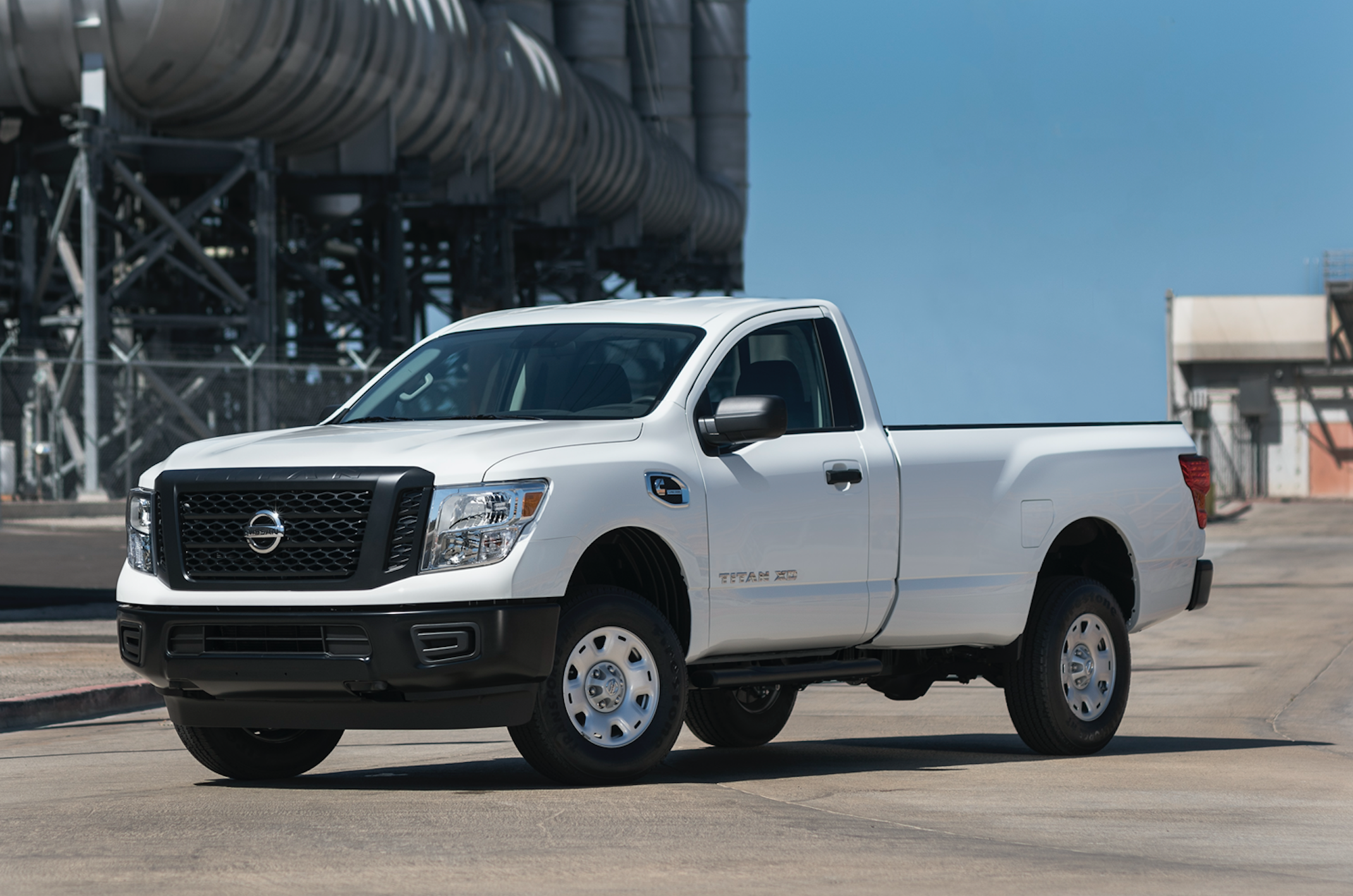 2017 Nissan An Xd Single Cab