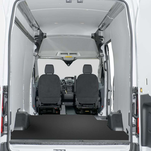 Legend Fleet Solutions Stabiligrip composite flooring offers a tough, non-slip surface for van floors and truck beds.