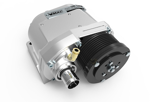 VMAC now offers its Underhood30 air compressor for Ford Transit vans.