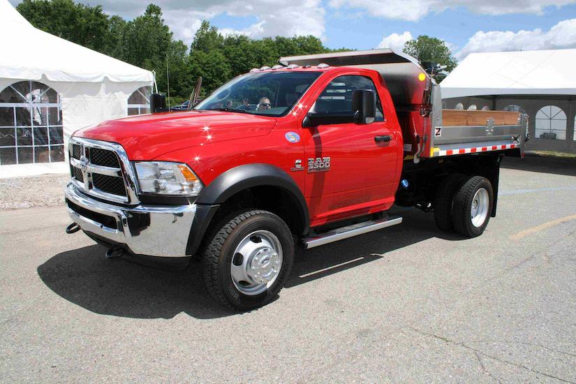 ram 39 s biggest truck gets some changes for 2018 medium duty work truck info. Black Bedroom Furniture Sets. Home Design Ideas