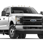 2017 F-350 Super Duty 4x4 Crew Cab XL