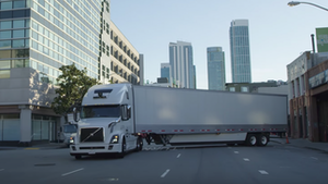 Uber ATG is reporting that it remains dedicated to developing self-driving truck technology.