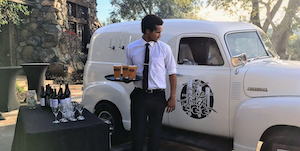 Tap Truck's 1952 Chevy Panel truck with craft brew taps attracts plenty of attention. This mobile bar can service from San Diego to New England. We also love providing our mobile beverage services for festivals and events all over in places such as New Orleans.