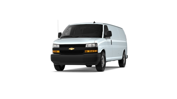 Chevrolet Uses Input from Express Van Customers to help Enhance