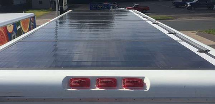 truck-roof-mounted-solar-panel