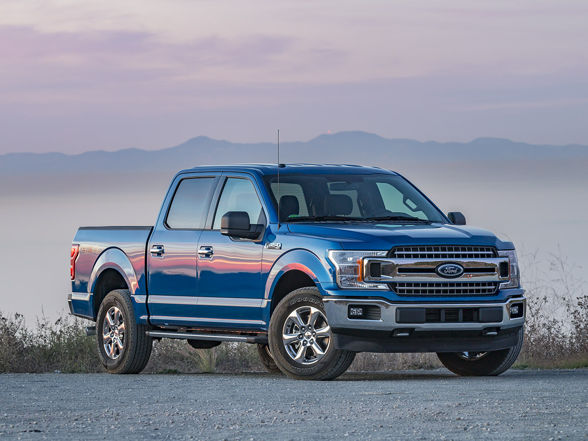 2018 F-150 wins Kelley Blue Book pickup truck Best Buy ...