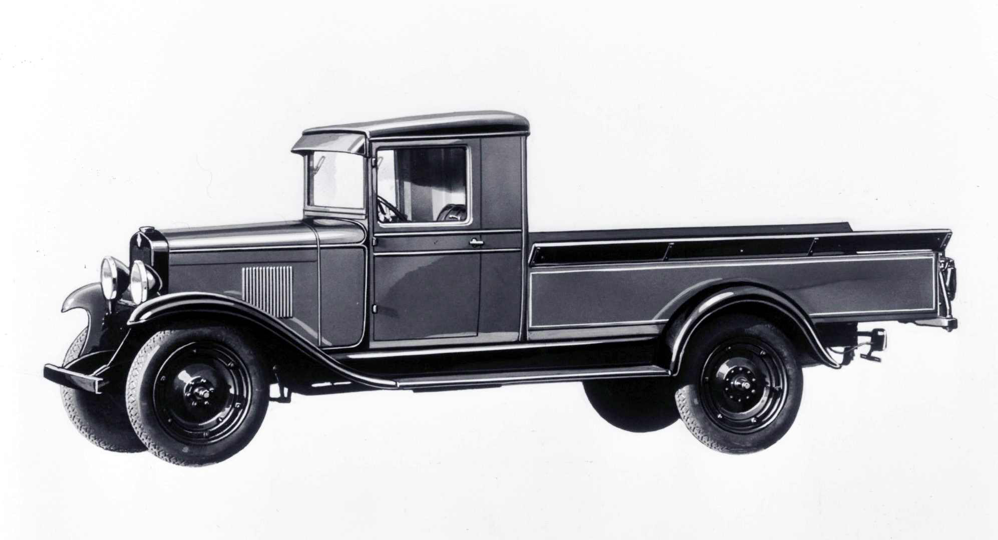 Chevy Truck's 100 year evolution of torque | Medium Duty