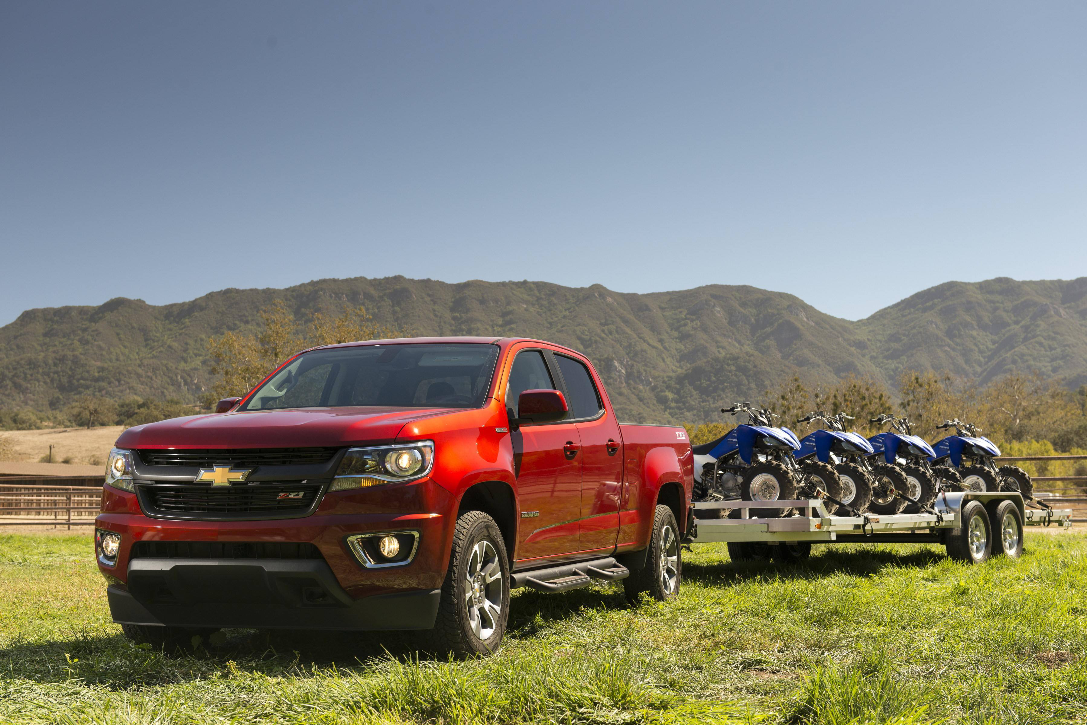 Chevrolet Colorado is 2018 Green Truck of the Year
