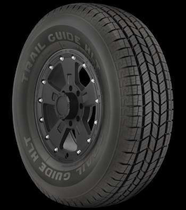 New Chevy Silverado >> TBC Brands introduces its new Trail Guide HLT tire line ...