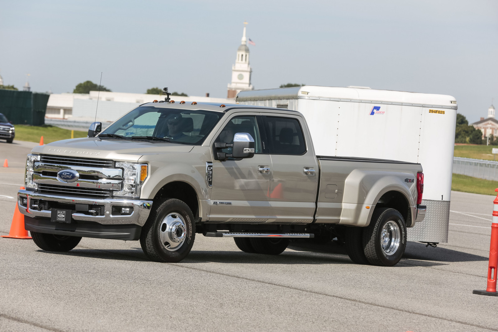 Exclusive Driver Assist System On Ford F Series Trucks Up For Pace Magna Announced Today That Its Electronic Assistance Available Pickups Has Been Named As A Finalist The 2018 Automotive