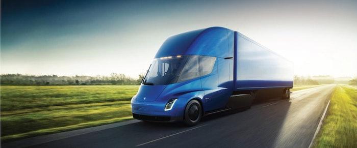 Budweiser buys Tesla trucks