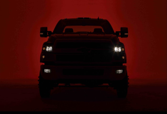 Chevrolet Will Reveal Its All-new Silverado 4500HD and 5500HD at