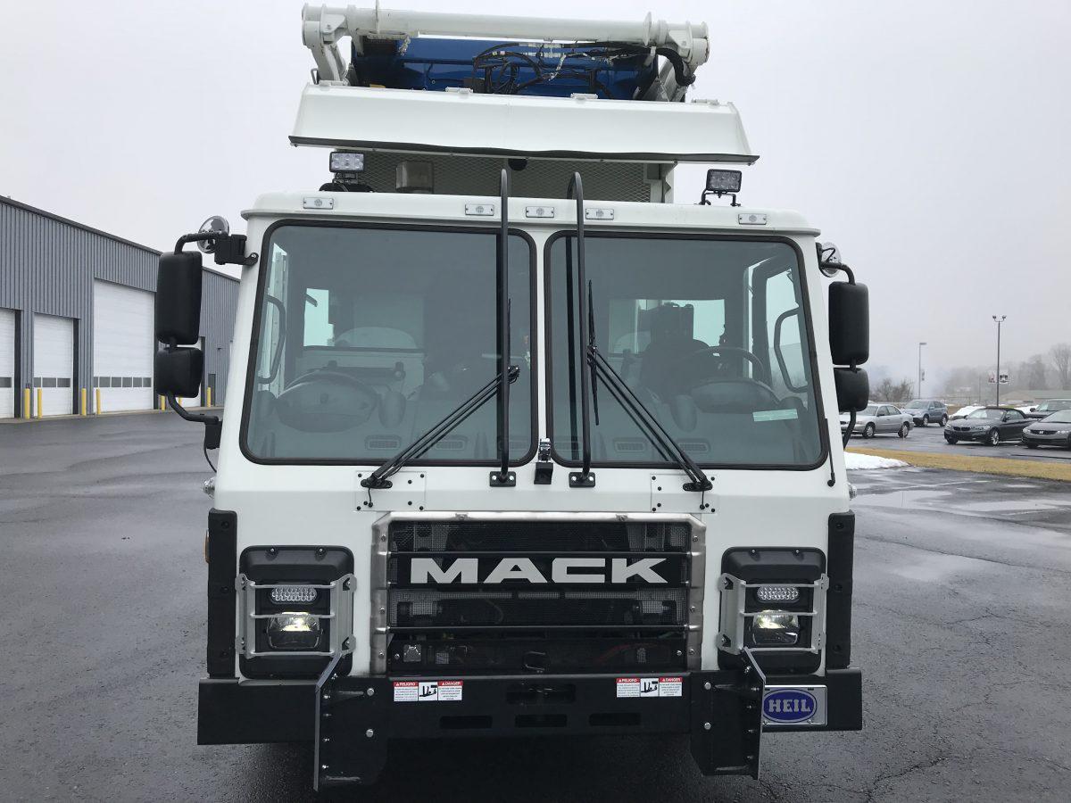 Test Drive Mack Lr Medium Duty Work Truck Info Mack Leu Tail Light Wiring
