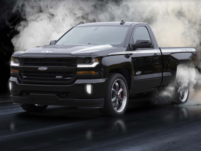 Yenko 800-hp 2018 Chevy Silverado now available | Medium ...