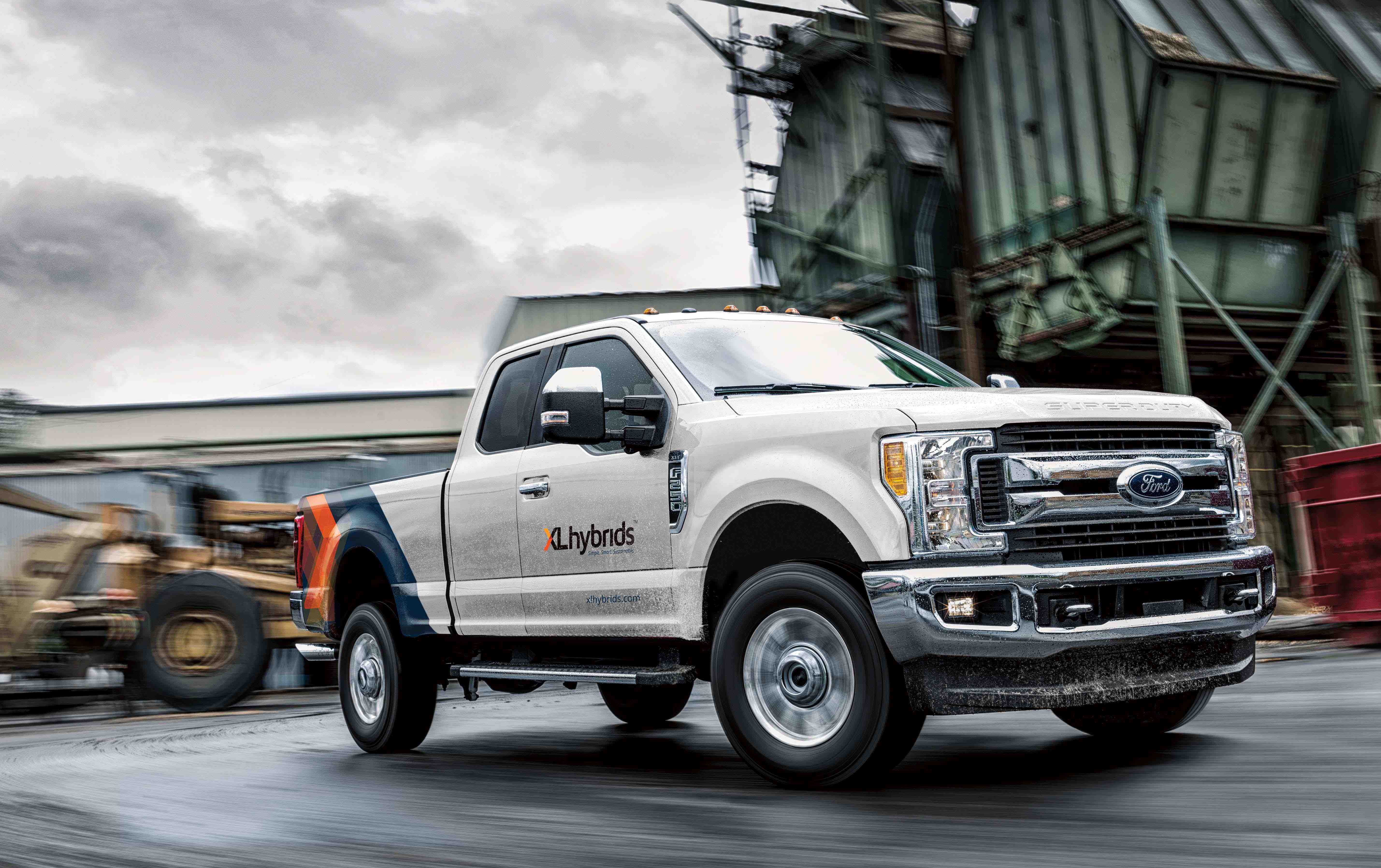 Hybrid 2018 Ford F 250 Now Available From Xl Hybrids Medium Duty