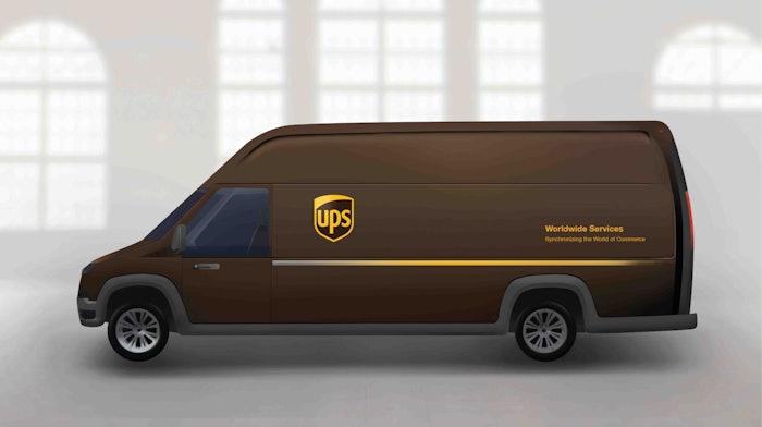 UPS-Workhorse-van