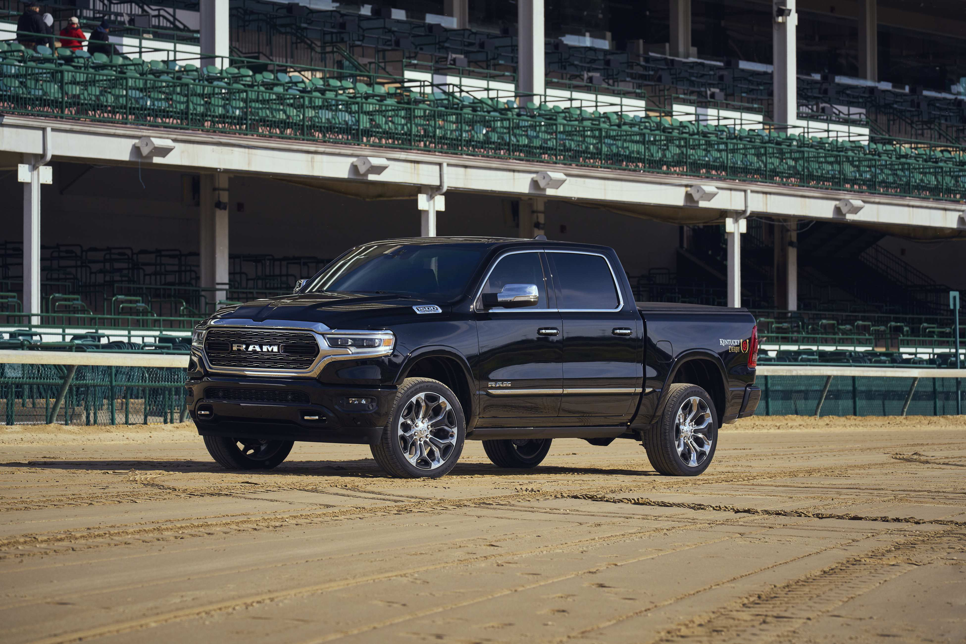 Ram Unveiled Today A Limited Edition Of Its All New 2019 1500 To Commemorate The 144th Running Kentucky Derby