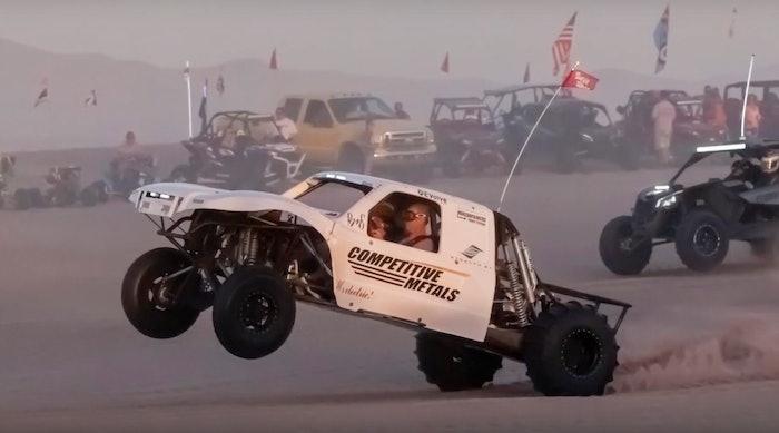Tesla-Sand-Truck