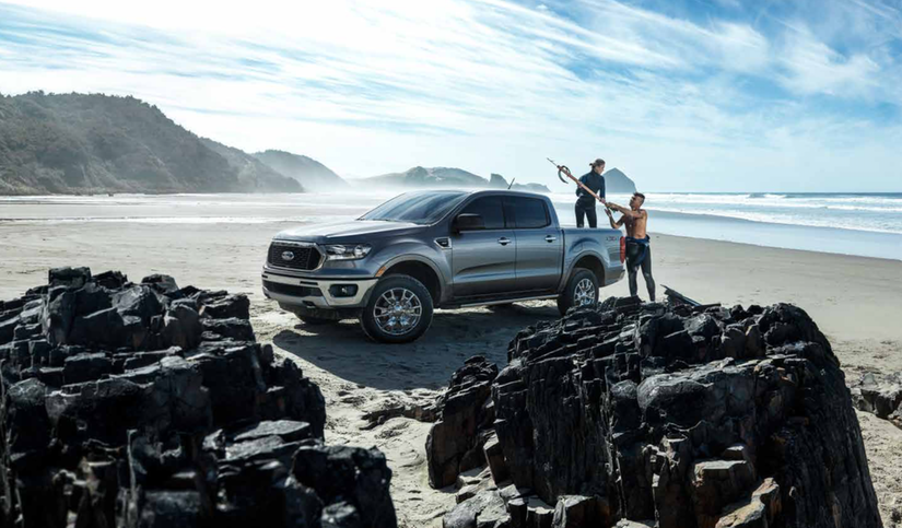 2019 Ford Ranger Easter Egg Hunt Is Off The Beaten Path