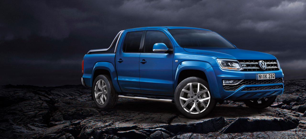 More Hints Emerge That Vw May Be Marketing A Pickup In The