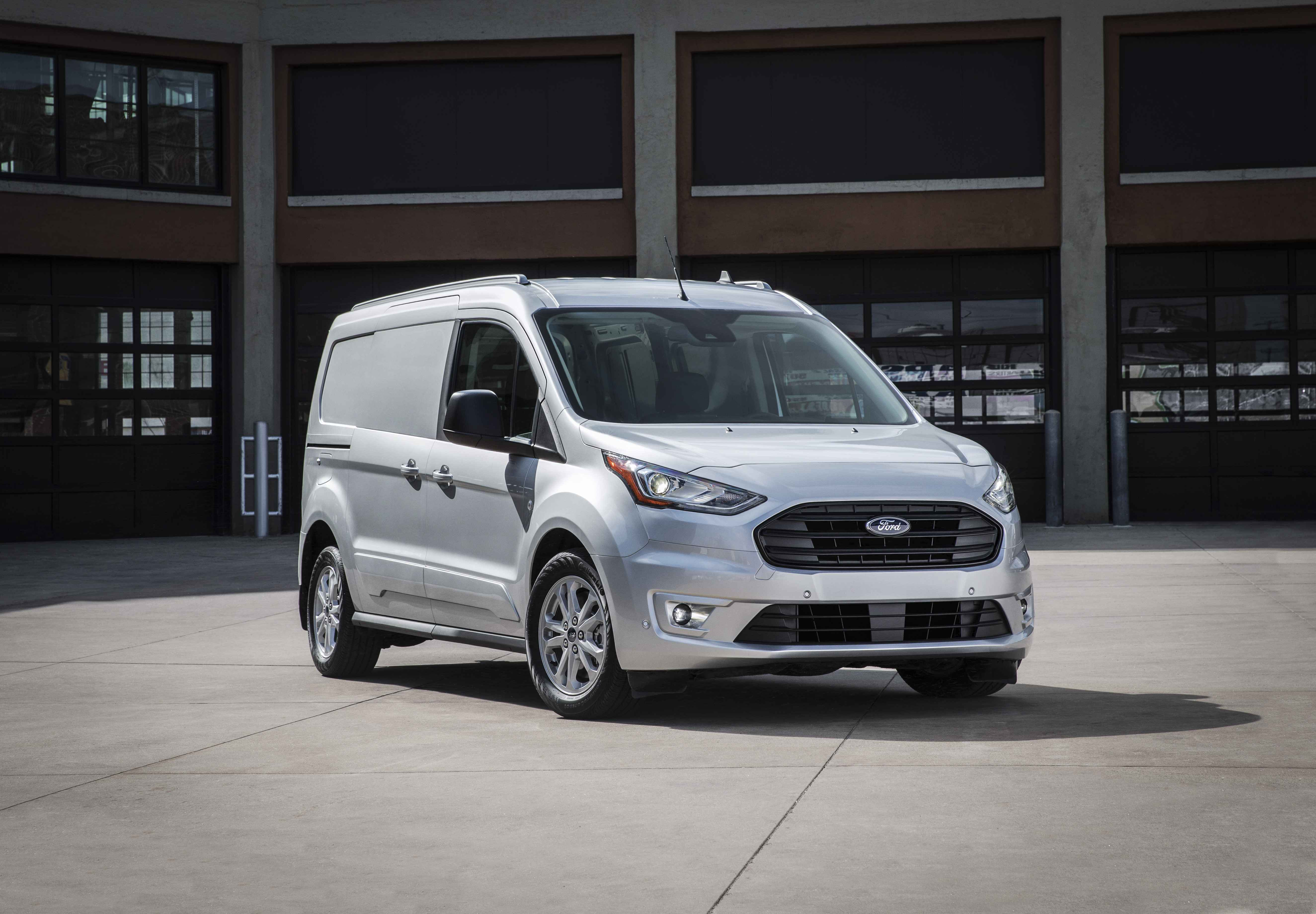 Ford recently introduced the new 2019 Transit Connect cargo van with new  and exclusive driver-assist technologies and two new drivetrains including  the only ...
