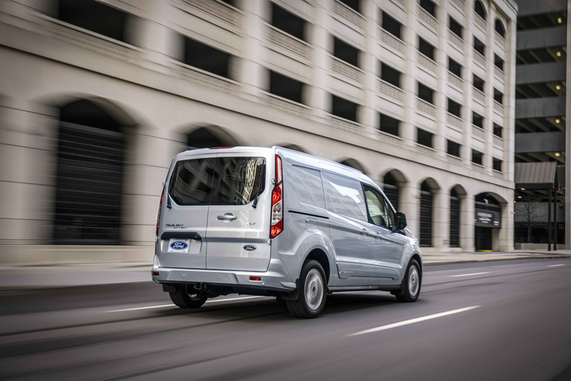 2019 Ford Transit Connect gets new driver-assist tech & only diesel in the segment | Medium Duty ...
