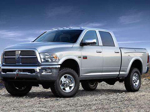 2012 dodge ram diesel emissions