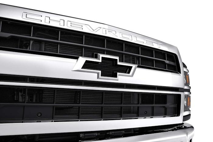 Chevrolet's All-New 2019 Silverado Chassis Cab Trucks Adopt Ra
