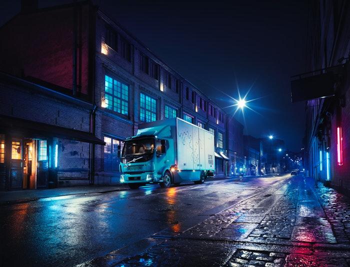 Volvo-FL-electric-truck