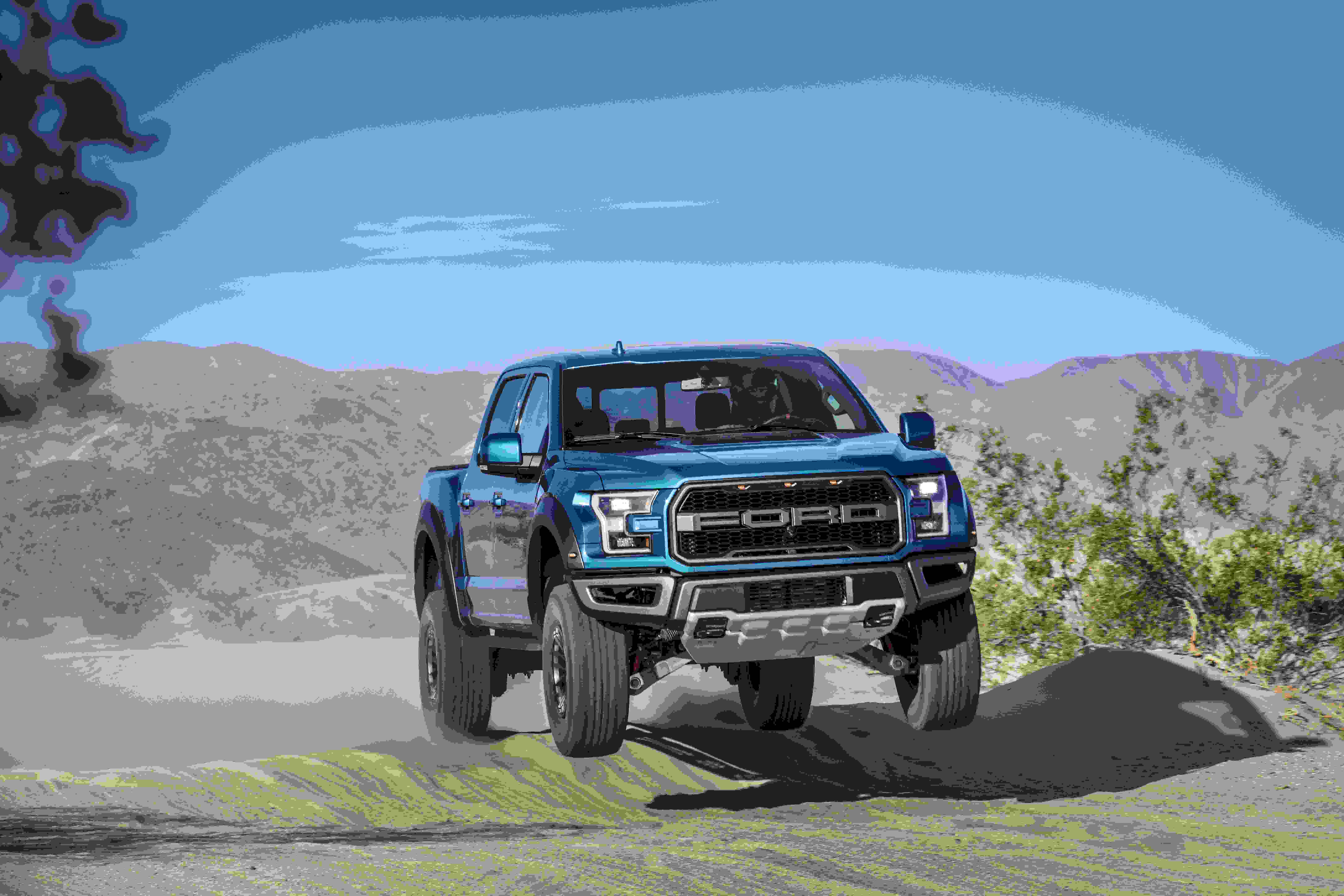 Ford announced upgrades today to its 2019 f 150 raptor which aim at turning up the capability and comfort of its iconic off road truck