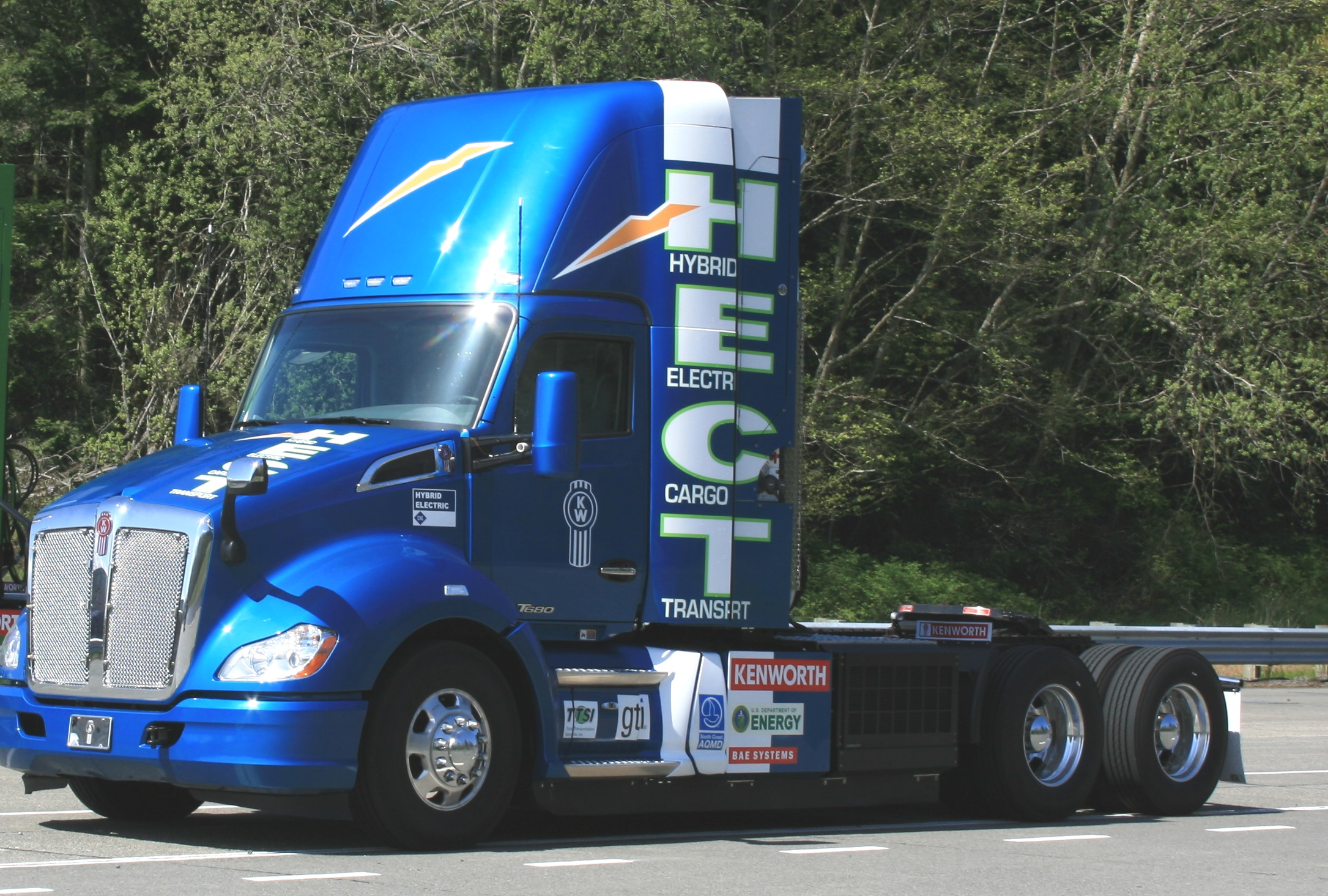 Kenworth: New CNG hybrid T680 will perform as well or better than