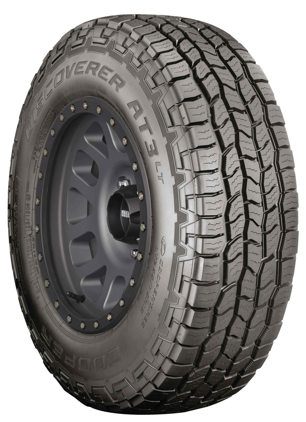 Toyota Of Laramie >> Cooper introduces two new pickup tires | Medium Duty Work Truck Info