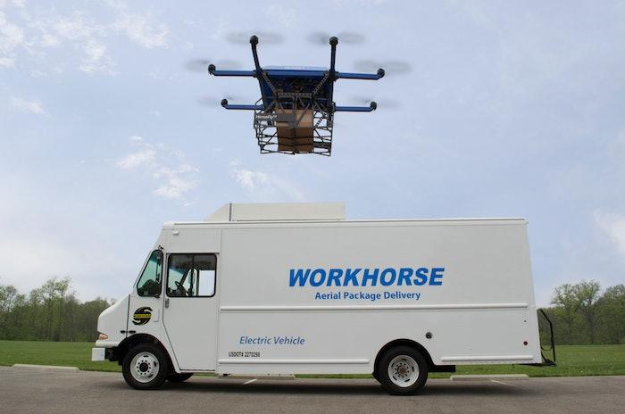 Workhorse-van-drone