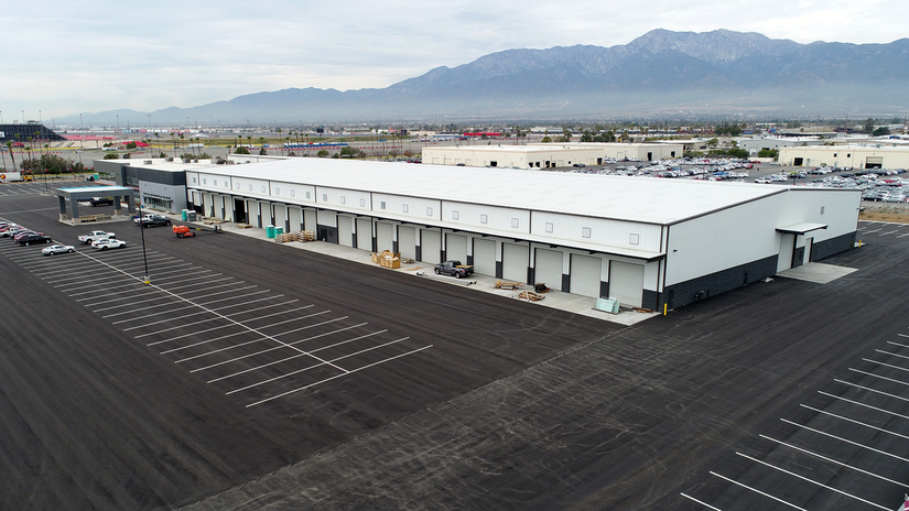 Largest Mack Dealership In North America Opens In