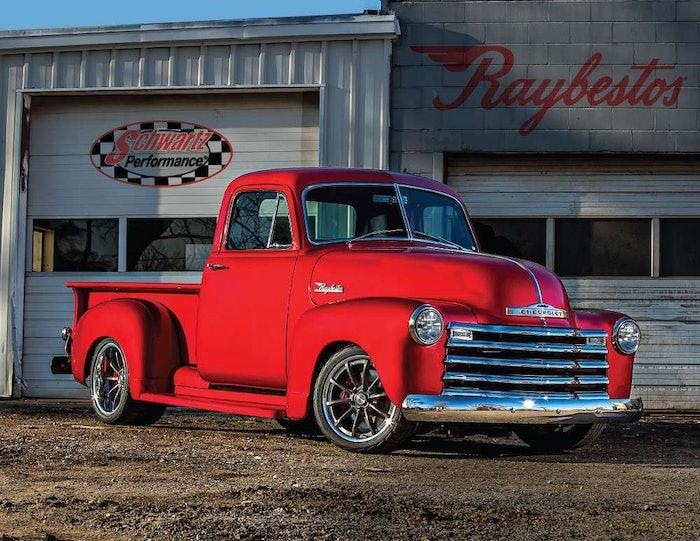 Raybestos 1953 Chevy Pickup