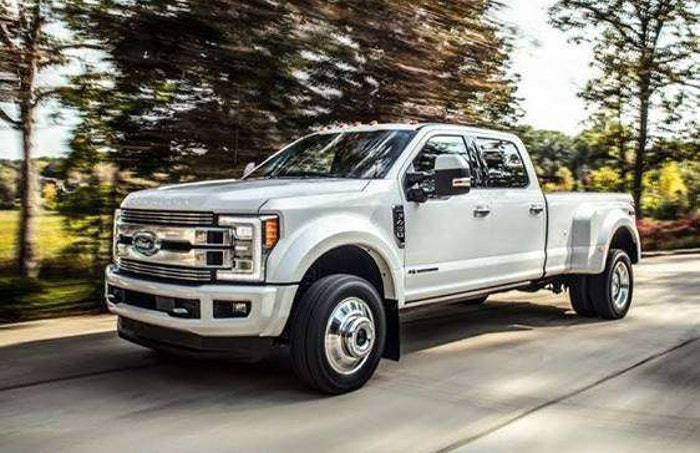 Ford-pickup