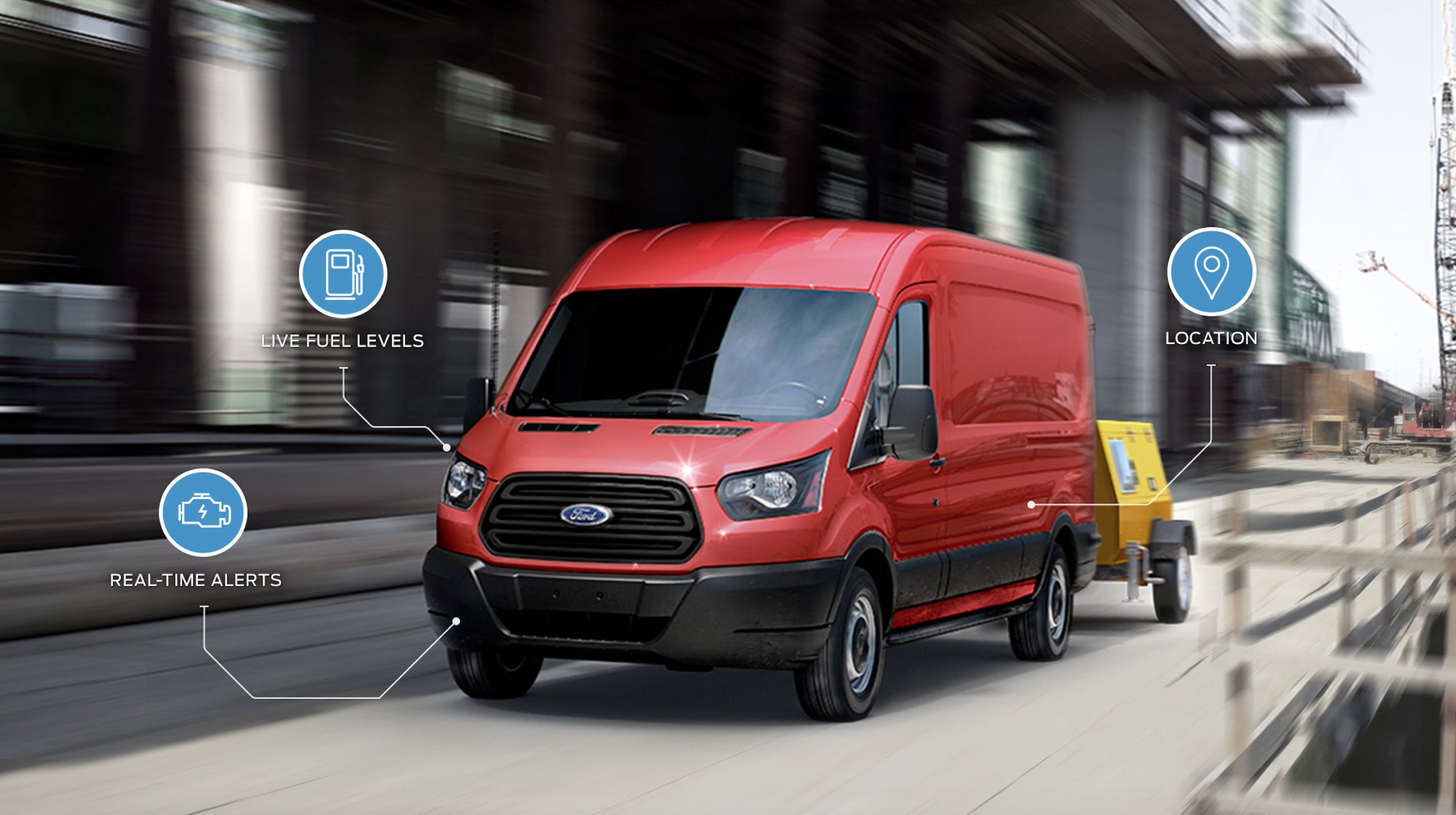 For Ford Commercial Solutions It Was The Complaints They Kept Hearing From Fleets About Third Party Obd Ii Plug In Telematics Devices That Helped Lead