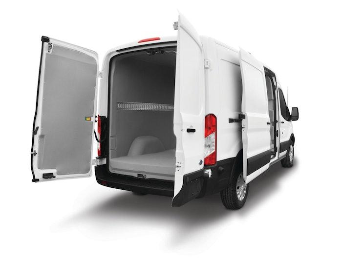 Spartan Motors Utilimaster Cargo Van