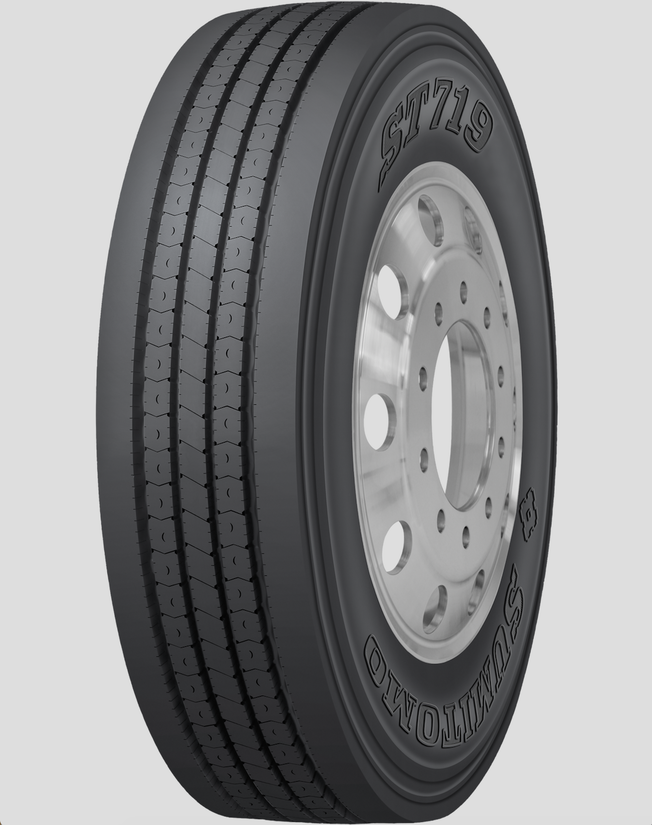 New Sumitomo all-position ST719 tire now available ...