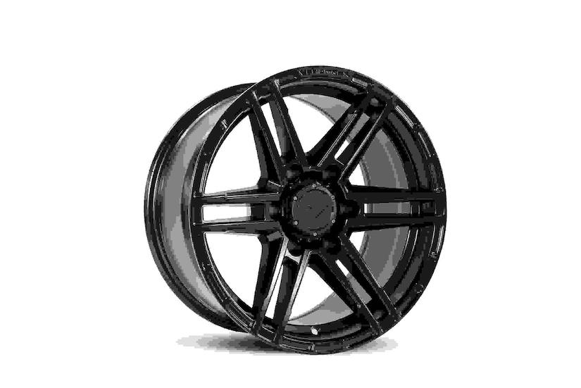 venomrex unveils lightweight wheels  ford  toyota trucks medium duty work truck info